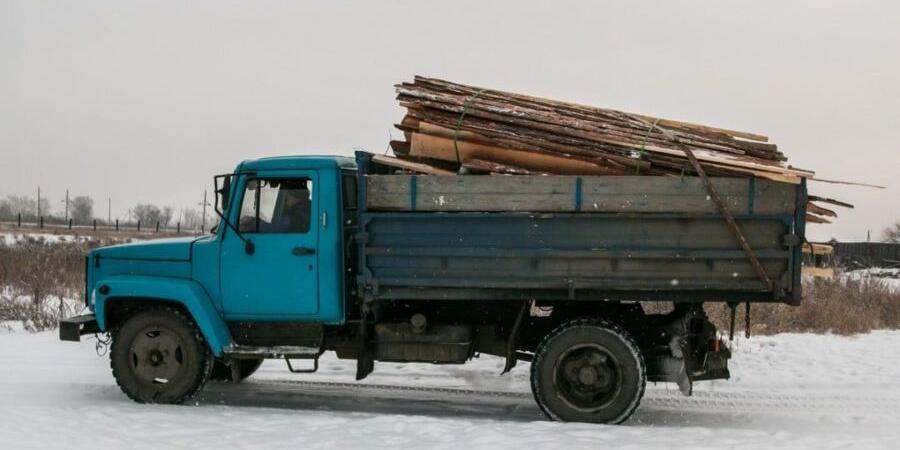 Нам с мамой помочь больше некому: 8-летний мальчик попросил у Деда Мороза машину дров