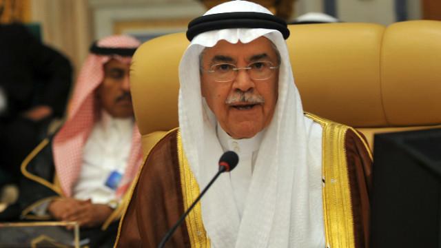 Цена на нефть увеличилась благодаря речи премьера Саудовской Аравии