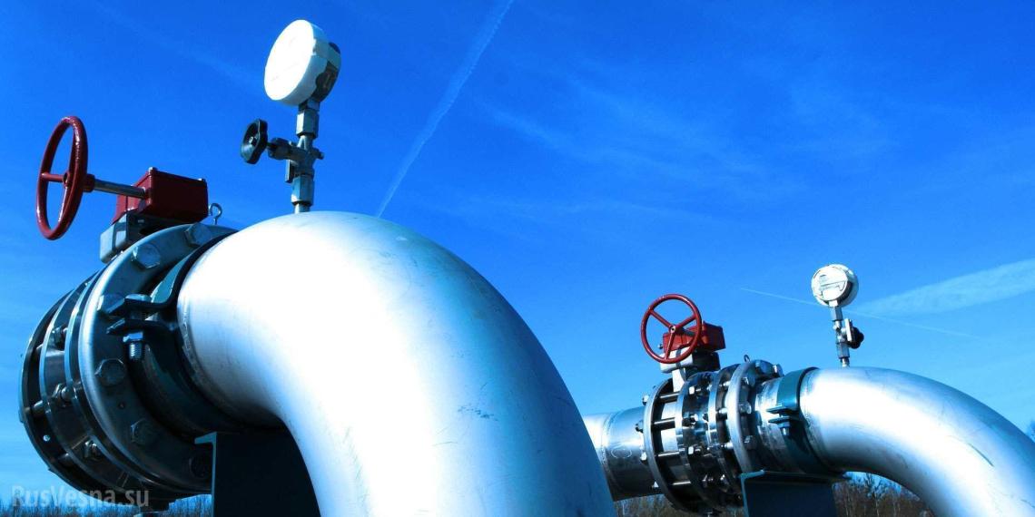 Цена газа в Европе достигла рекордных $800 за 1 тысячу кубометров