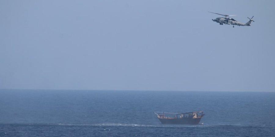 Военные США конфисковали оружие российского производства с корабля в Аравийском море