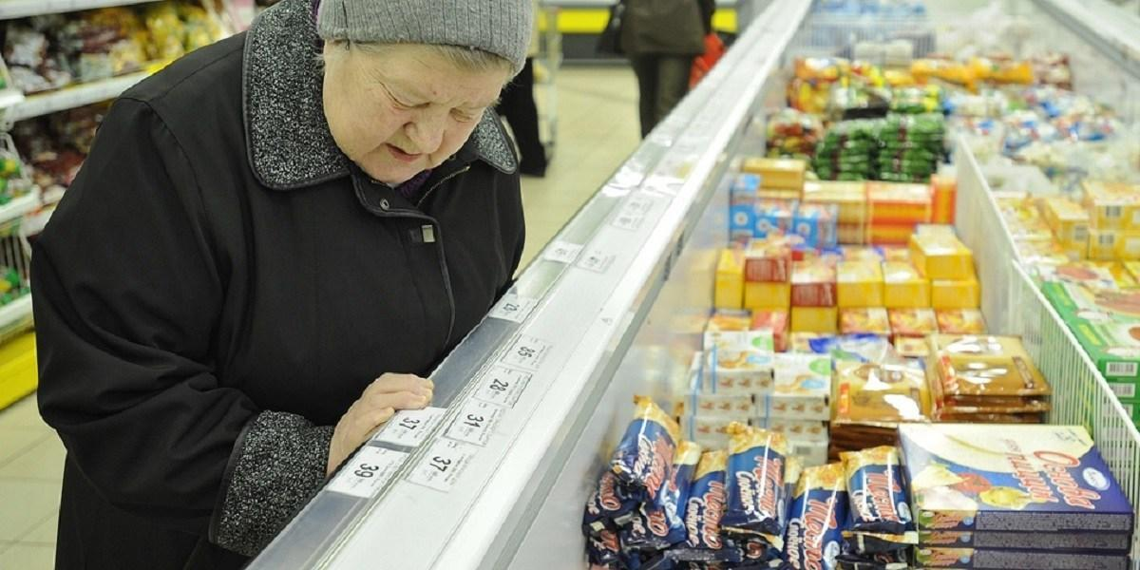 В правительстве предложили переводить россиянам деньги на еду