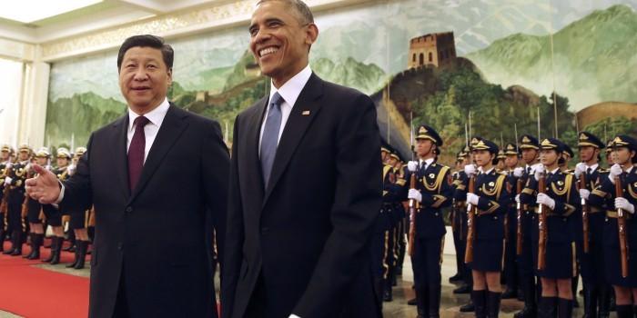 Обама: законы мировой экономики должны писать США, а не страны вроде Китая