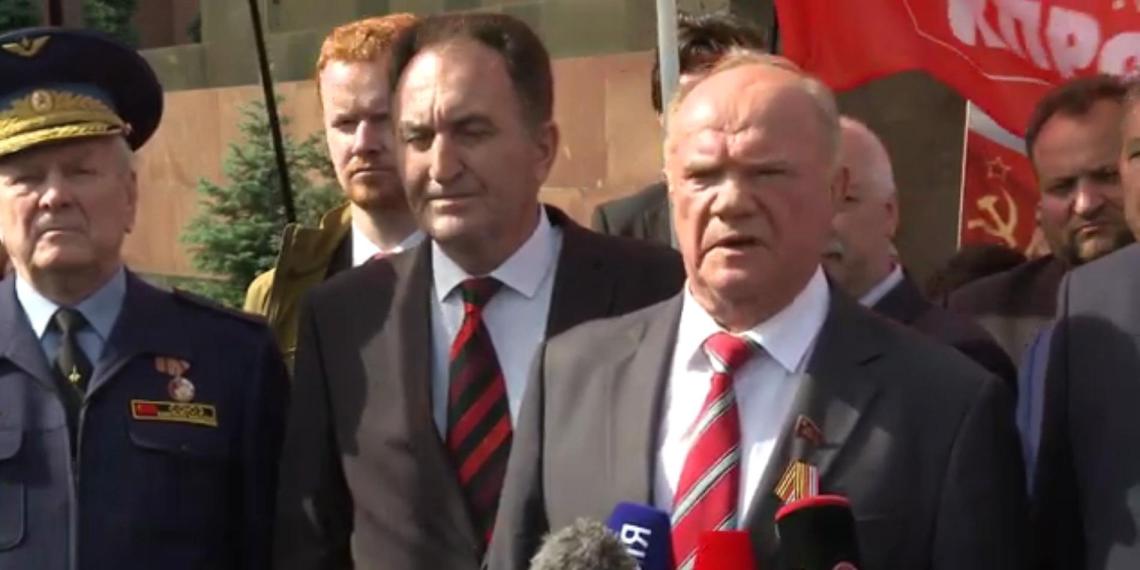 Юрист Ремесло готов судиться с КПРФ после обвинений в монтаже скандального ролика с Зюгановым