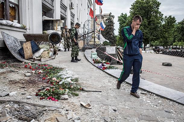 ОБСЕ опубликовала данные о Луганске