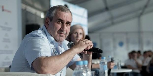 """Неверов на """"Территории смыслов"""" рассказал о преимуществах мажоритарной системы выборов"""