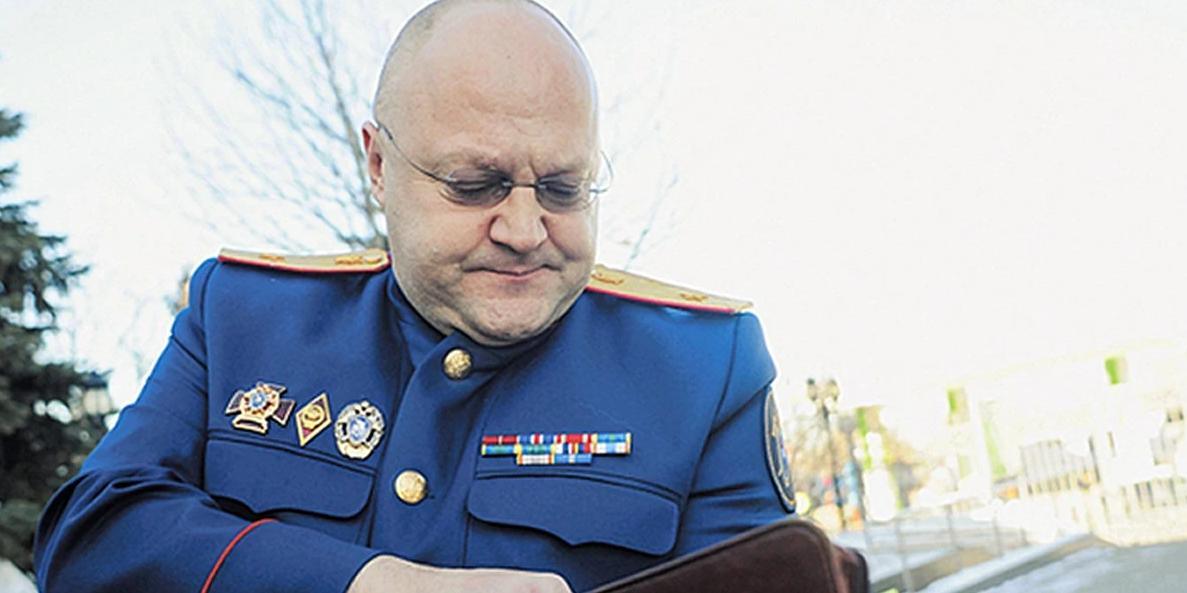 Экс-глава СК Москвы получил 12 лет