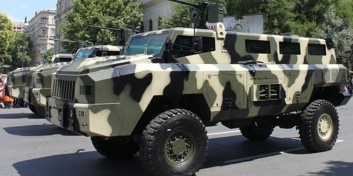 Украина ждет от Азербайджана поставки военной техники
