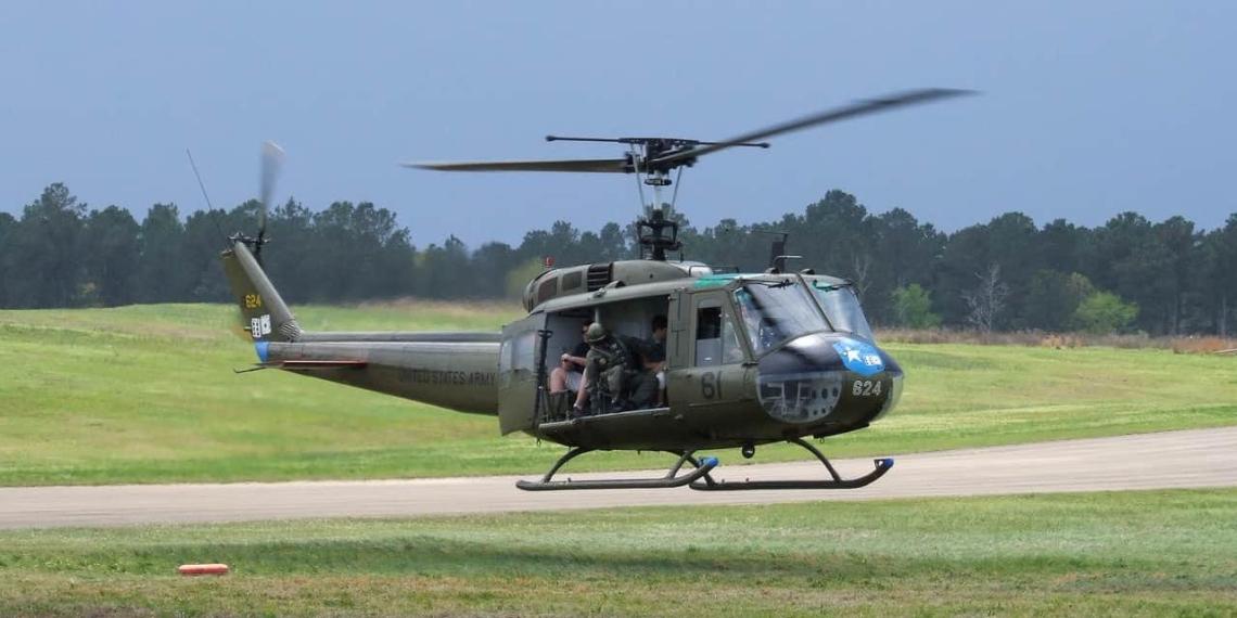 Украина провалила сроки сборки американских вертолетов UH-1