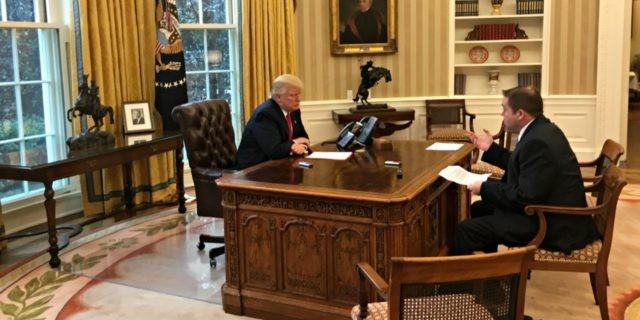 """Трамп уличил New York Times в """"злобных и плохих"""" намерениях"""