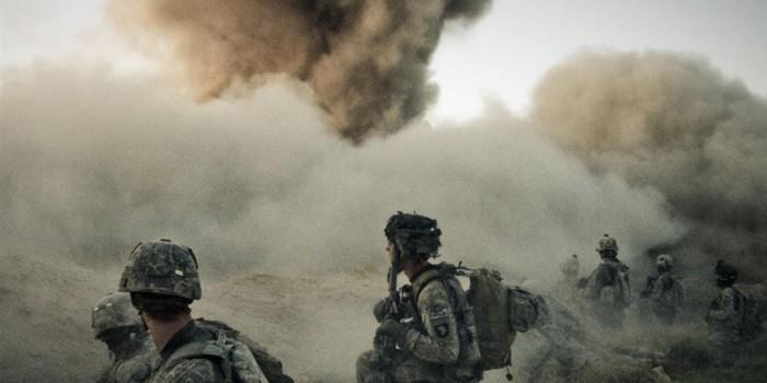 Смертник атаковал патруль возле авиабазы США в Афганистане