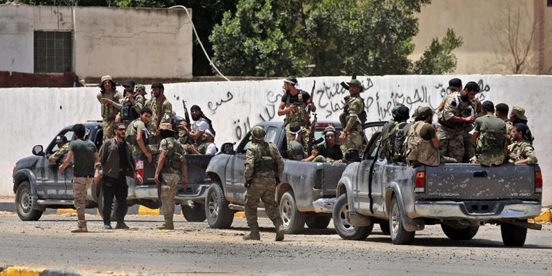 ОАЭ обвинили в попытке столкнуть США и Турцию в Ливии