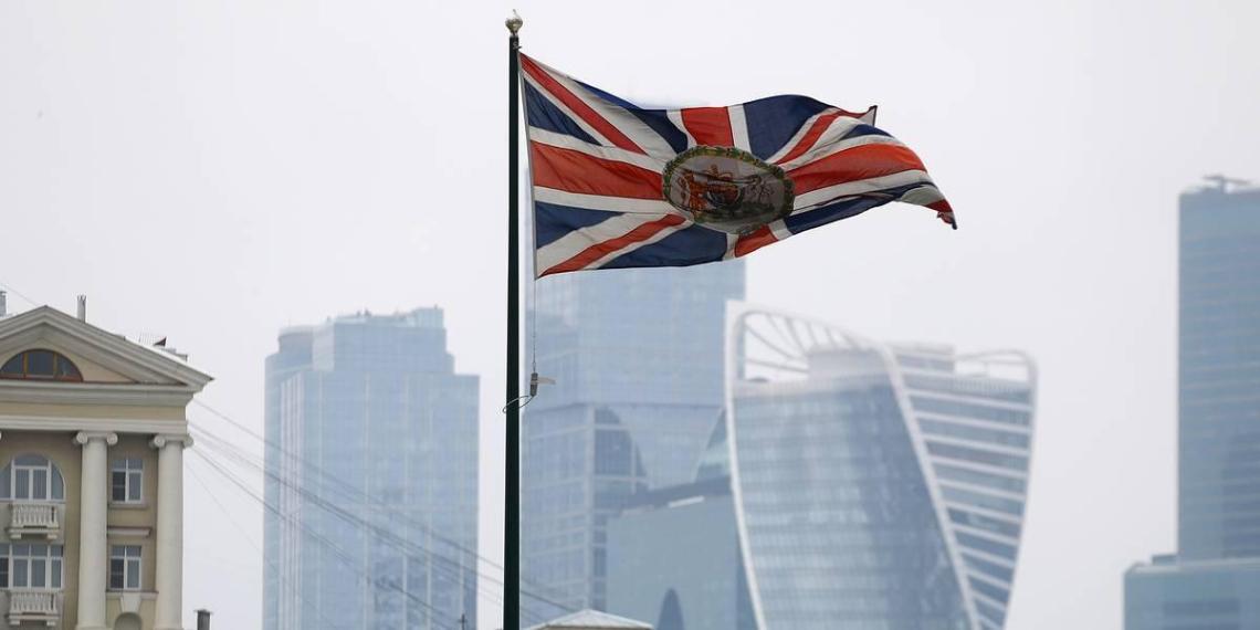 Британия заявила о вынужденном сотрудничестве с Россией по Афганистану