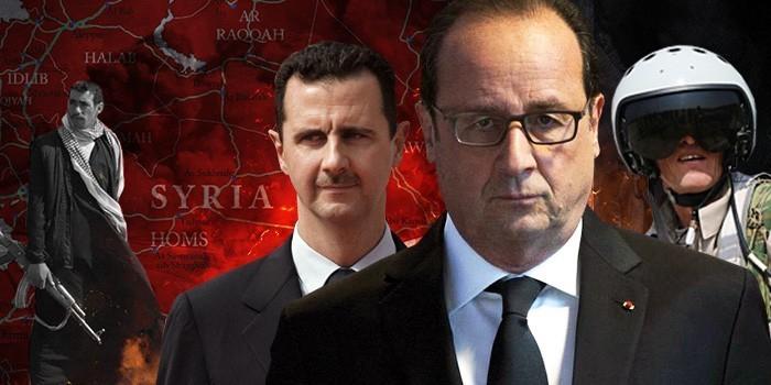 Китайские СМИ: к терактам в Париже привело желание Франции убрать Асада