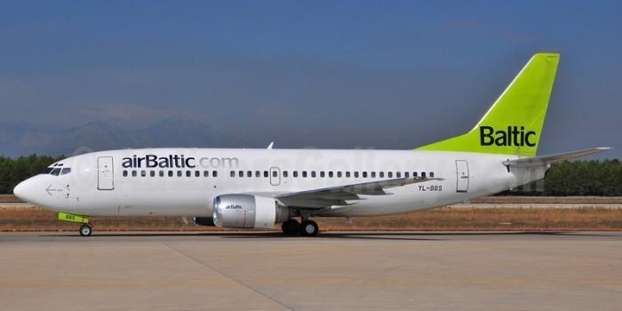 В Норвегии задержали пьяный экипаж латвийского авиалайнера