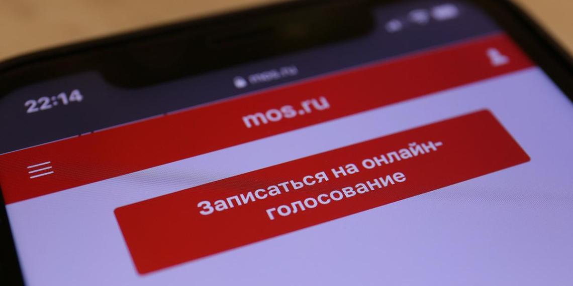 Техническая группа не нашла нарушений в системе онлайн-голосования в Москве
