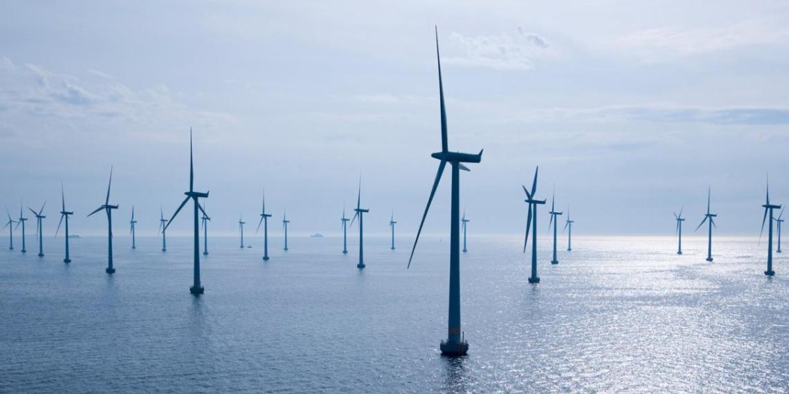 Электроэнергия в Европе рекордно подорожала из-за отсутствия ветра