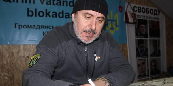 Ислямов: блокада Крыма перешла в «новый формат»