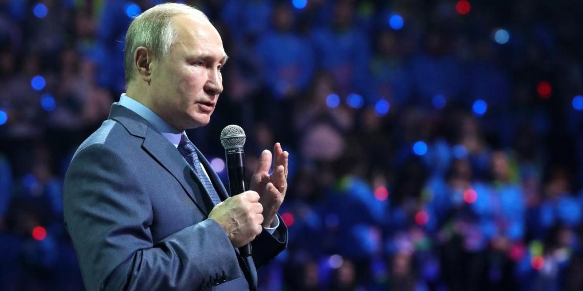 Fort Russ News: Путин защищает в России принцип социальной справедливости