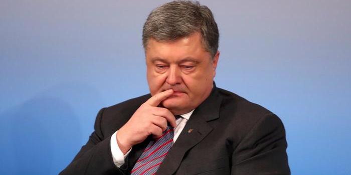 Против Порошенко открыли дело о госизмене из-за минских соглашений