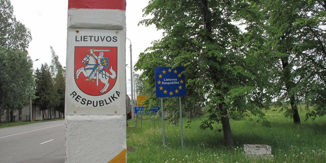 Сейм Литвы может признать гибридной агрессией вал нелегалов из Белоруссии