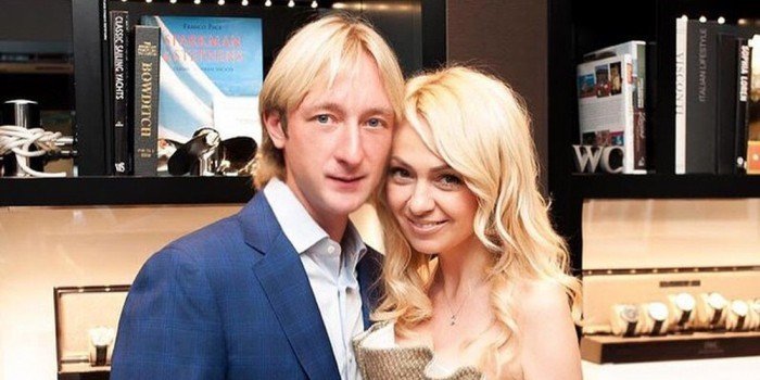 Стали известны подробности роскошного венчания Рудковской и Плющенко