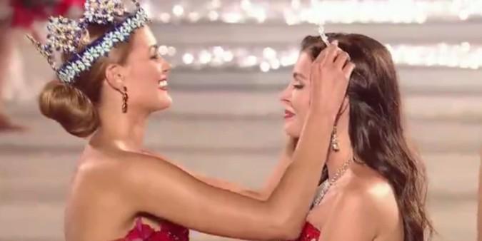 Россиянка София Никитчук стала вице-мисс мира на конкурсе красоты