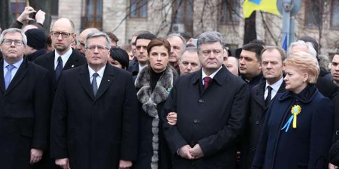 NOZ: у мероприятий в честь годовщины Майдана горький привкус
