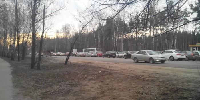 В Воронеже навигатор предложил водителю объехать пробку за 68 лет