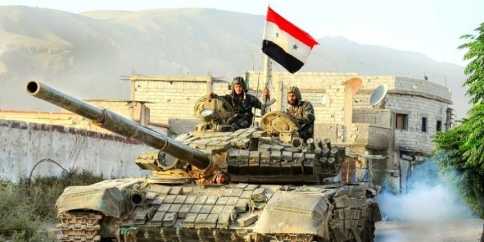 Сирийская армия прорвала многолетнюю блокаду двух шиитских городов