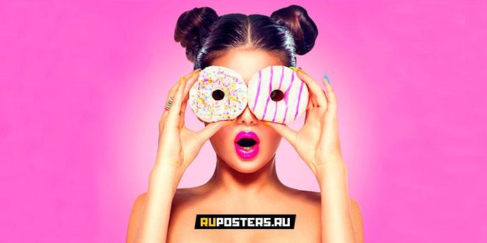 10 интересных фактов о пончиках