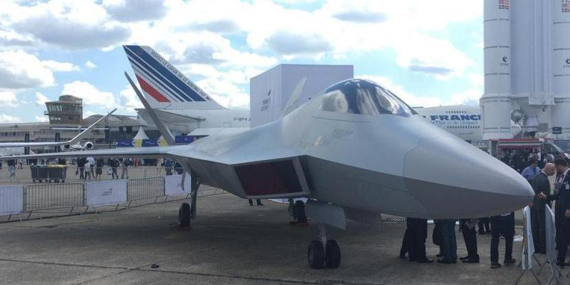 Турецкий TF-X может стать конкурентом Су-57 на международном рынке