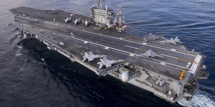США впервые с 2003 года ударили по Ближнему Востоку со Средиземного моря