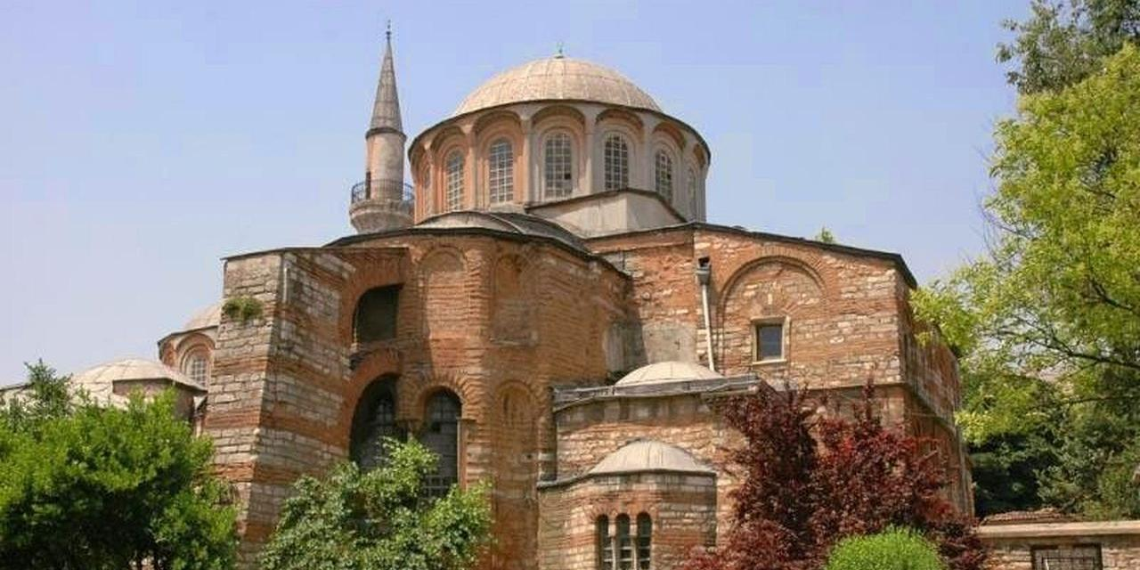 Турция превратит еще один православный храм в мечеть