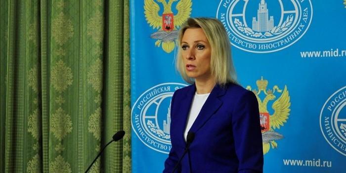 Захарова отреагировала на исследование НАТО о роли КВН