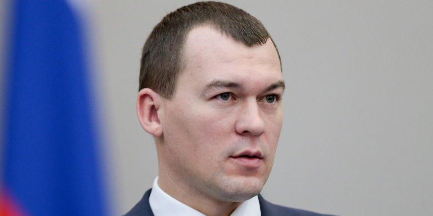 Михаил Дегтярев решил разобраться с проблемами хабаровского общественного транспорта