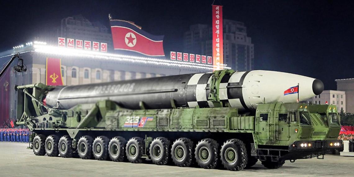 СМИ показали радиус поражения северокорейских ракет