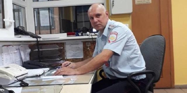 Полицейский в отпуске спас водителя тонущей машины в Калининградской области