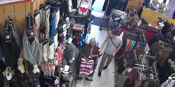 Американец в магазине украл деньги из бюстгальтера 93-летней женщины-инвалида
