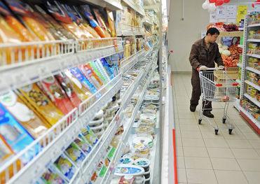 Россия расширит список запрещенных украинских продуктов