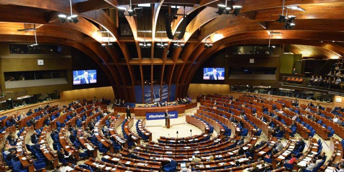 Украина оспорила полномочия российской делегации в ПАСЕ