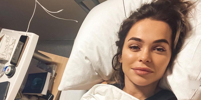 """""""Это было мучительно"""": Анна Хилькевич сделала повторную пластику груди из-за осложнений"""