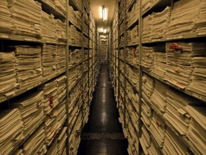 Украинский парламент рассекретил архивы КГБ