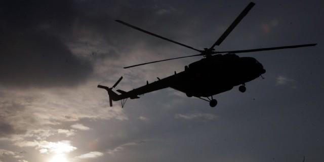 Вертолет миссии ЕС разбился в Косово