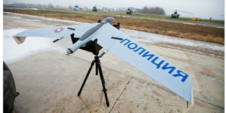 Нарушения на российских дорогах начали фиксировать с помощью дронов