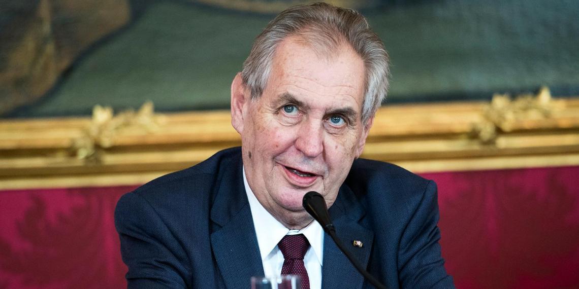 Президент Чехии заявил об отсутствии данных о российских агентах во Врбетице