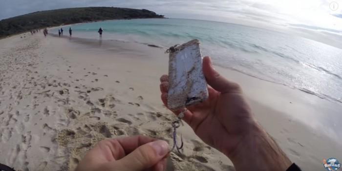 Видеоблогеры показали, как поймать рыбу на iPhone