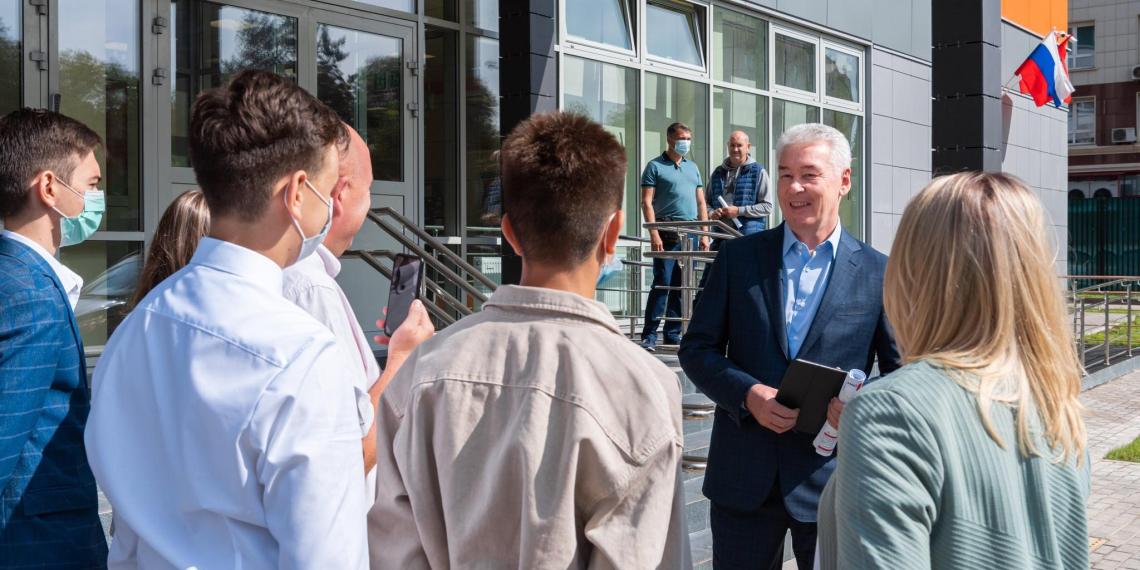 В Москве 1 сентября откроются 25 новых садиков и школ