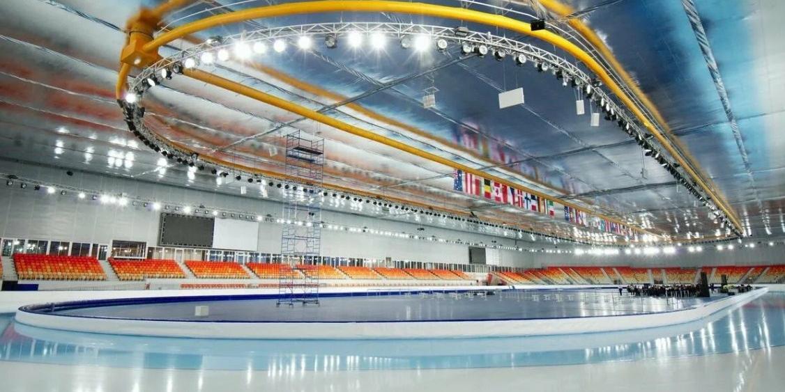 """Конькобежный центр """"Адлер-Арена"""" превратится в крытый легкоатлетический стадион"""