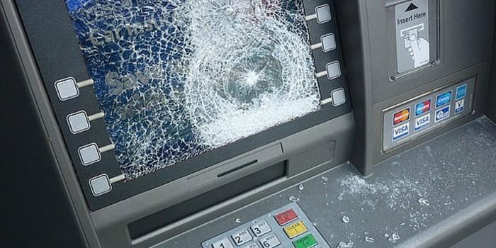 Житель Петрозаводска разгромил банкоматы из-за низкой пенсии