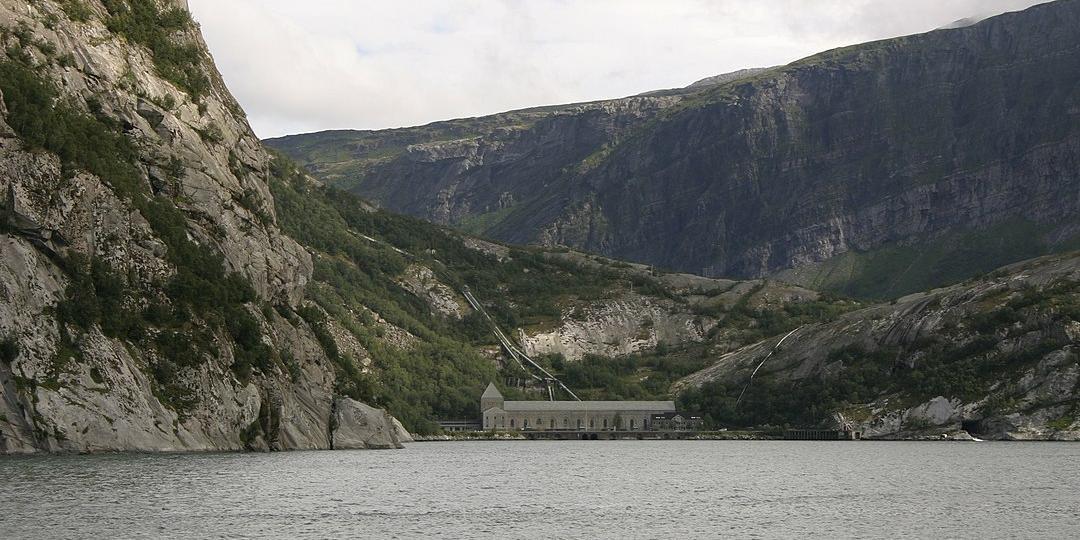 Энергетический кризис в Европе усилился дефицитом воды